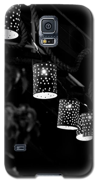 Lights Galaxy S5 Case