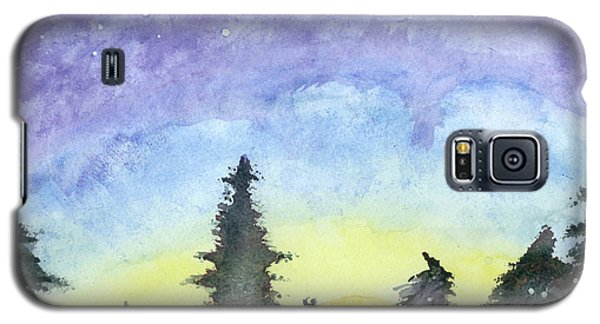 Lights Of Life Galaxy S5 Case