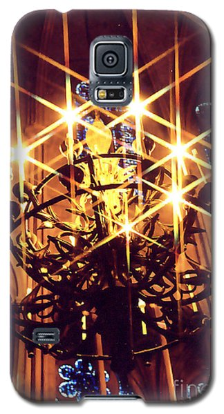 Lights Of Notre Dame Galaxy S5 Case