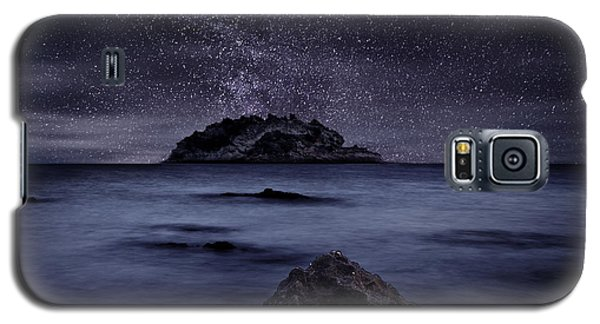 Lights Of The Past Galaxy S5 Case by Jorge Maia