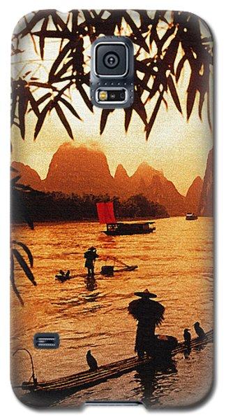Lijiang Bamboo Galaxy S5 Case by Dennis Cox ChinaStock