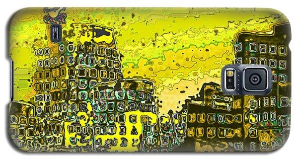Like A Yellow Submarine Galaxy S5 Case