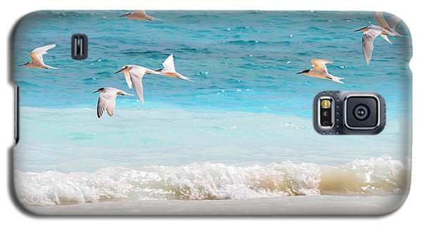 Like Birds In The Air Galaxy S5 Case