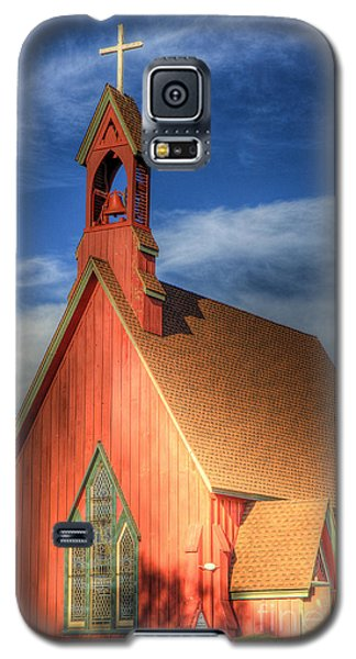 Lil' Church On The Pray're Galaxy S5 Case