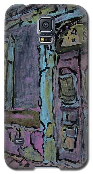 Lilac House  Galaxy S5 Case