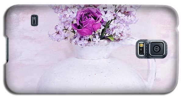 Lilacs And Roses Galaxy S5 Case