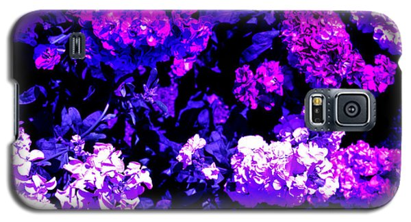 Lilacs Galaxy S5 Case by Michael Nowotny