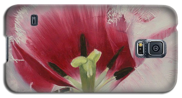 Lilicaea Tulipa Galaxy S5 Case by Claudia Goodell