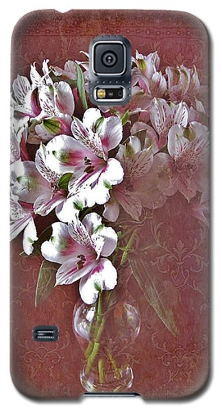 Lilies In Vase Galaxy S5 Case by Diane Alexander