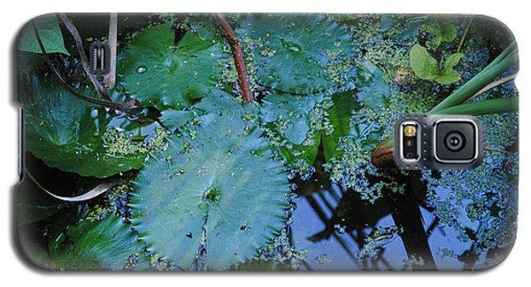 Lillies Of The Garden Galaxy S5 Case