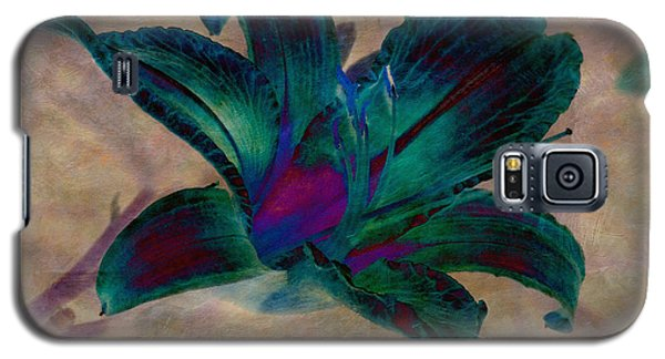 Lily 9 Galaxy S5 Case