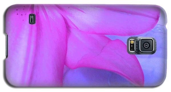 Lily - Digital Art Galaxy S5 Case