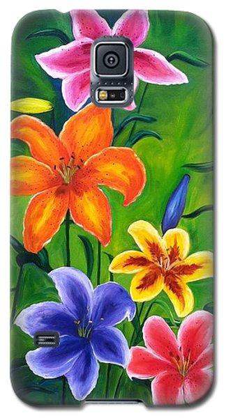 Lily Garden Galaxy S5 Case