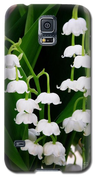 Lily Of The Valley Galaxy S5 Case