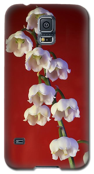 Galaxy S5 Case featuring the photograph Lily Of The Vallley by Vladimir Kholostykh
