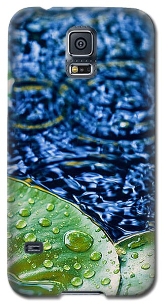 Lily Pads Galaxy S5 Case by Debi Bishop