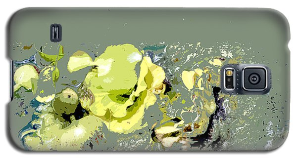 Lily Pads - Deconstructed Galaxy S5 Case
