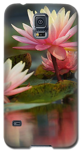Lily Reflections 2 Galaxy S5 Case