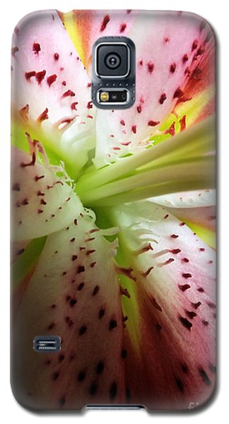 Lily Galaxy S5 Case