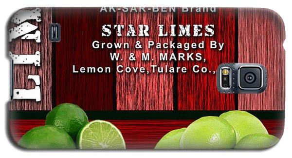 Lime Farm Galaxy S5 Case