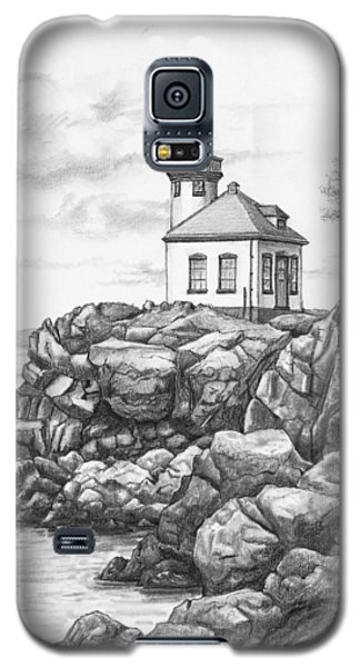 Lime Kiln Lighthouse Galaxy S5 Case