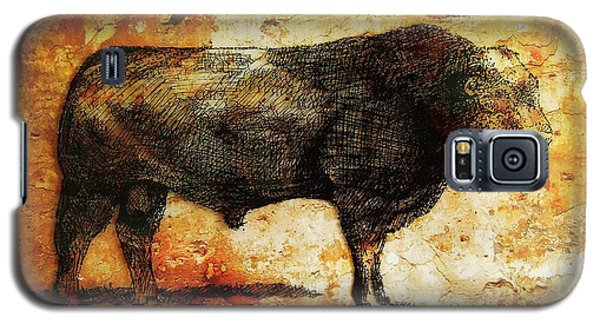 French Limousine Bull 10 Galaxy S5 Case