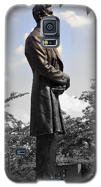 Lincoln At Lytle Park Galaxy S5 Case