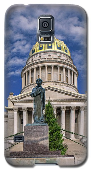 Lincoln At The Capitol Galaxy S5 Case