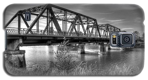 Lincoln Ave. Bridge Galaxy S5 Case