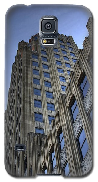Lincoln Building Galaxy S5 Case