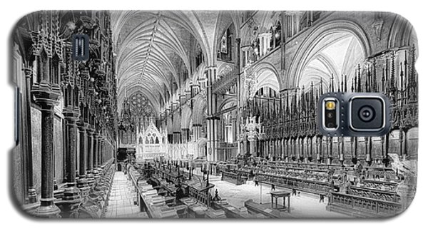 Lincoln Cathedral The Choir I Galaxy S5 Case