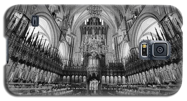 Lincoln Cathedral The Choir II Galaxy S5 Case