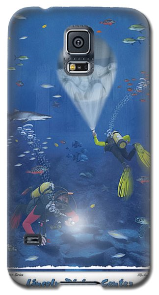 Lincoln Diving Center Galaxy S5 Case