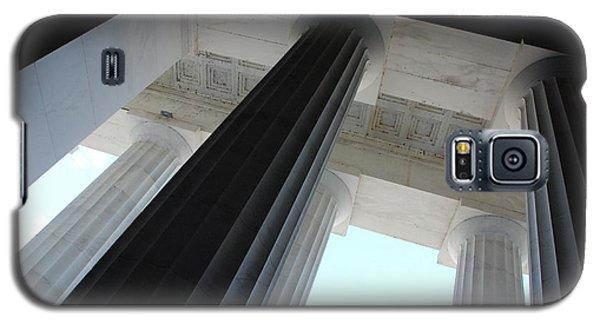Lincoln Memorial Columns Galaxy S5 Case