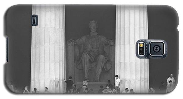 Lincoln Memorial - Washington Dc Galaxy S5 Case