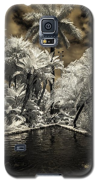 Lincoln Road Pool Galaxy S5 Case