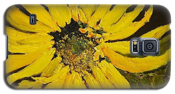 Linda's Arizona Sunflower 2 Galaxy S5 Case