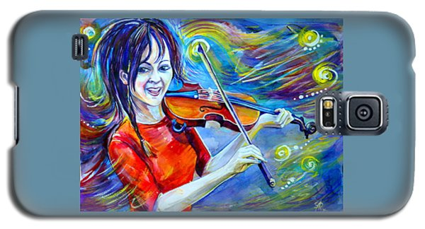 Lindsey Stirling Magic Galaxy S5 Case