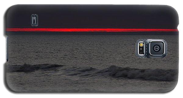 Line Of Fire Galaxy S5 Case