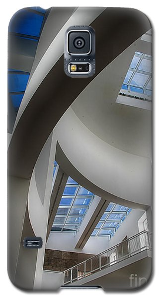 Lines And Curves Galaxy S5 Case by Anne Rodkin