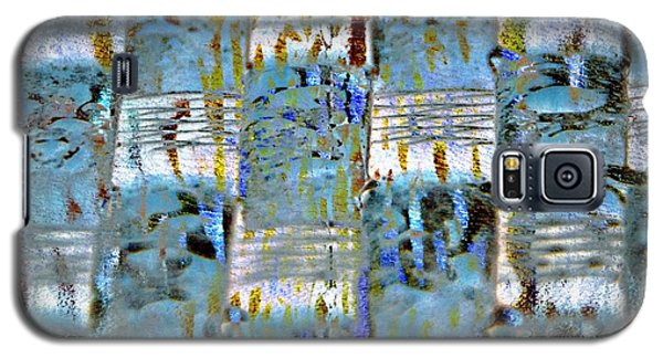 Galaxy S5 Case featuring the digital art Linked 2 by Darla Wood