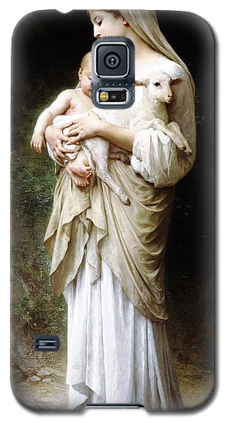 L'innocence By Bouguereau Galaxy S5 Case