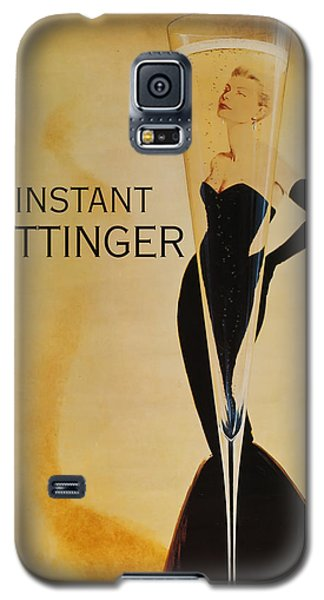 L'instant Taittinger Galaxy S5 Case