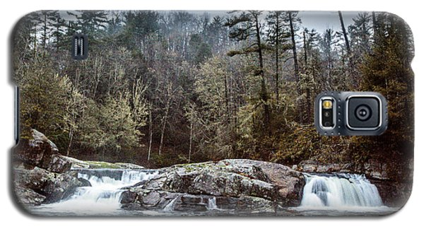 Linville Upper Falls Galaxy S5 Case