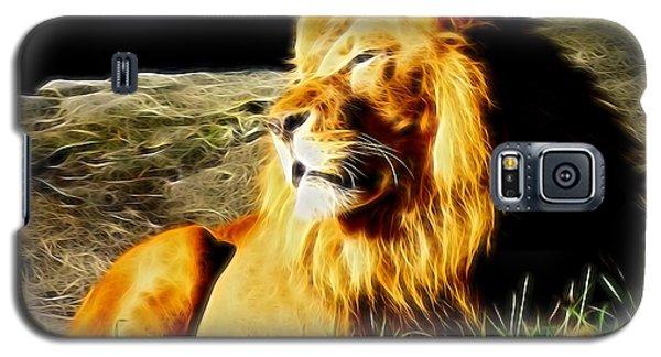 Lion Around Galaxy S5 Case