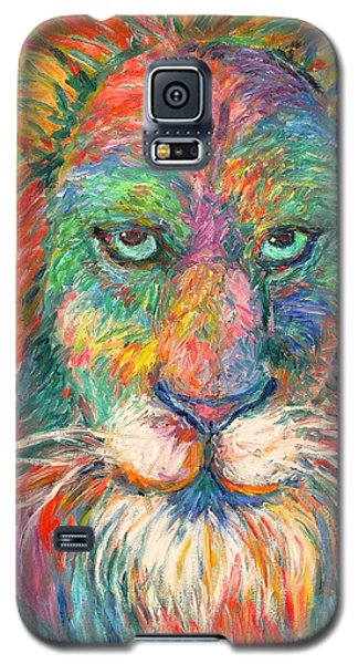 Lion Explosion Galaxy S5 Case