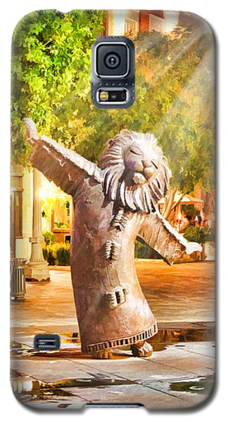Lion Fountain Galaxy S5 Case