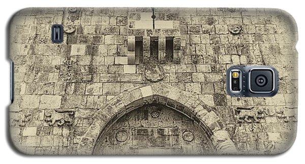 Lion Gate Jerusalem Old City Israel Galaxy S5 Case