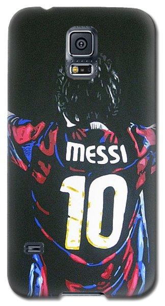 Lionel Messi - Barcelona Fc Galaxy S5 Case