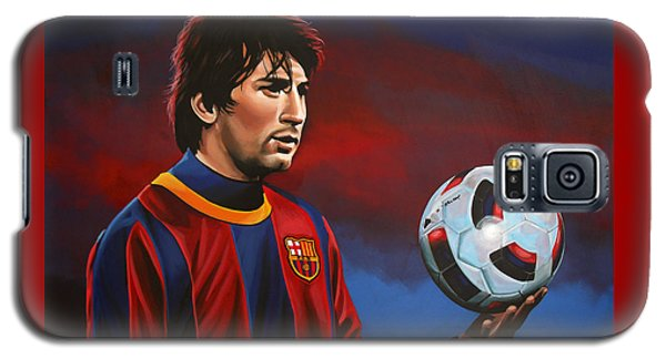 Lionel Messi 2 Galaxy S5 Case